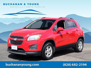 Picture of a 2016 Chevrolet Trax LT