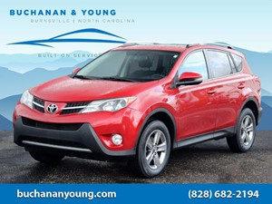 Picture of a 2015 Toyota RAV4 XLE