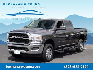 Picture of a 2019 RAM 2500 Tradesman