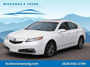 Picture of a 2014 Acura TL SH-AWD w/Tech