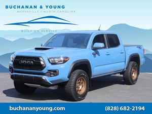 Picture of a 2018 Toyota Tacoma TRD Pro