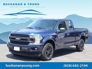 Picture of a 2018 Ford F-150 XL