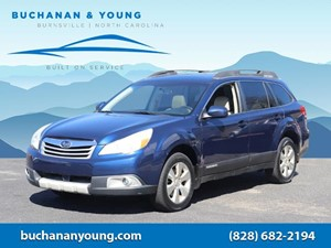 Picture of a 2010 Subaru Outback 3.6R Limited