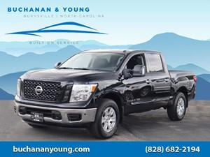 Picture of a 2019 Nissan Titan SV