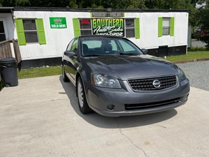 Picture of a 2006 NISSAN ALTIMA S