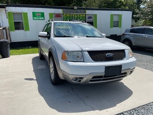 2007 FORD FREESTYLE SEL for sale by dealer