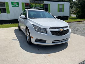 Picture of a 2012 CHEVROLET CRUZE LT