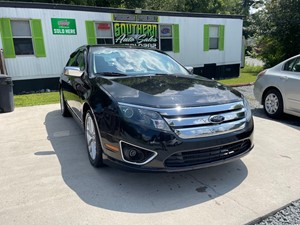 2012 FORD FUSION SEL for sale by dealer