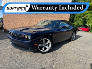 Picture of a 2016 DODGE CHALLENGER R/T