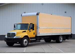 Picture of a 2007 International 4300