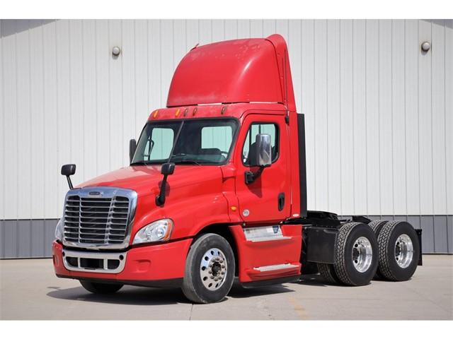 Freightliner Cascadia 125 in Wabash