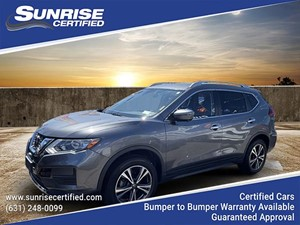 2019 Nissan Rogue AWD SV for sale by dealer