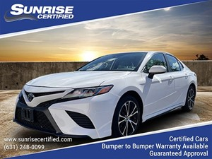 2019 Toyota Camry SE Auto (Natl) for sale by dealer
