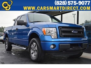 2013 Ford F150 Super Cab FX4 Pickup 4D 6 1/2 ft for sale by dealer