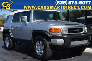 2007 Toyota FJ Cruiser Sport Utility 2D for sale by dealer
