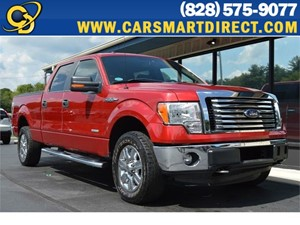 2012 Ford F150 SuperCrew Cab FX4 Pickup 4D 5 1/2 ft for sale by dealer