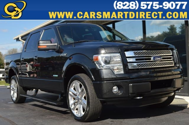 Ford F150 SuperCrew Cab Limited Pickup 4D 5 1/2 ft in Hendersonville
