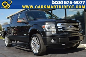 2013 Ford F150 SuperCrew Cab Limited Pickup 4D 5 1/2 ft for sale by dealer