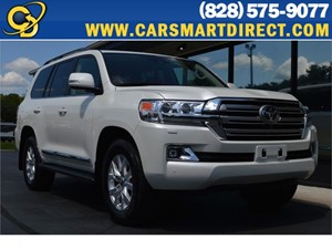 2017 Toyota Land Cruiser Sport Utility 4D for sale by dealer
