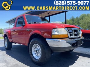 1999 Ford Ranger Regular Cab Short Bed for sale by dealer