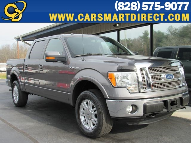 Ford F150 SuperCrew Cab Lariat Pickup 4D 5 1/2 ft in Hendersonville