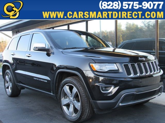 Jeep Grand Cherokee Limited Sport Utility 4D in Hendersonville