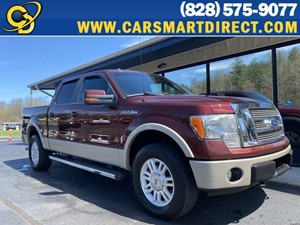 2009 Ford F150 SuperCrew Cab Lariat Pickup 4D 5 1/2 ft for sale by dealer