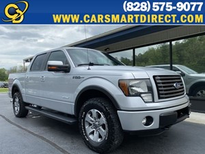 2011 Ford F150 SuperCrew Cab FX4 Pickup 4D 6 1/2 ft for sale by dealer
