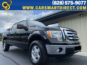 Picture of a 2011 Ford F150 SuperCrew Cab XLT Pickup 4D 5 1/2 ft