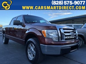 Picture of a 2010 Ford F150 SuperCrew Cab XLT Pickup 4D 5 1/2 ft