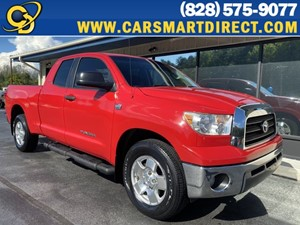 Picture of a 2008 Toyota Tundra Double Cab SR5 Pickup 4D 6 1/2 ft