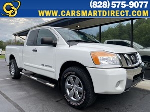 Picture of a 2012 Nissan Titan King Cab SV Pickup 4D 6 1/2 ft