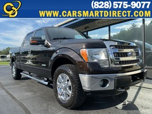Picture of a 2013 Ford F150 SuperCrew Cab XLT Pickup 4D 5 1/2 ft