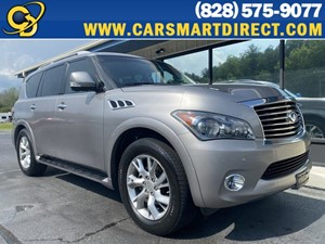2011 INFINITI QX QX56 Sport Utility 4D for sale by dealer