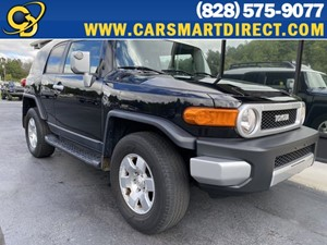 Picture of a 2010 Toyota FJ Cruiser Sport Utility 2D