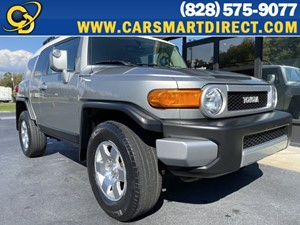 Picture of a 2009 Toyota FJ Cruiser Sport Utility 2D