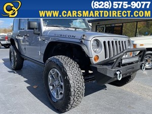 Picture of a 2013 Jeep Wrangler Unlimited Rubicon Sport Utility 4D