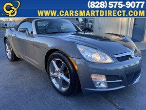 Picture of a 2009 Saturn SKY Roadster 2D
