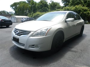 2010 NISSAN ALTIMA 2.5/2.5 S for sale by dealer