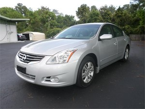 2012 NISSAN ALTIMA 2.5/2.5 S for sale by dealer
