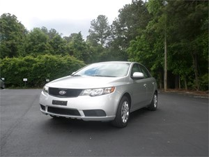 2010 KIA FORTE LX for sale by dealer