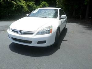 2006 HONDA ACCORD LX for sale by dealer