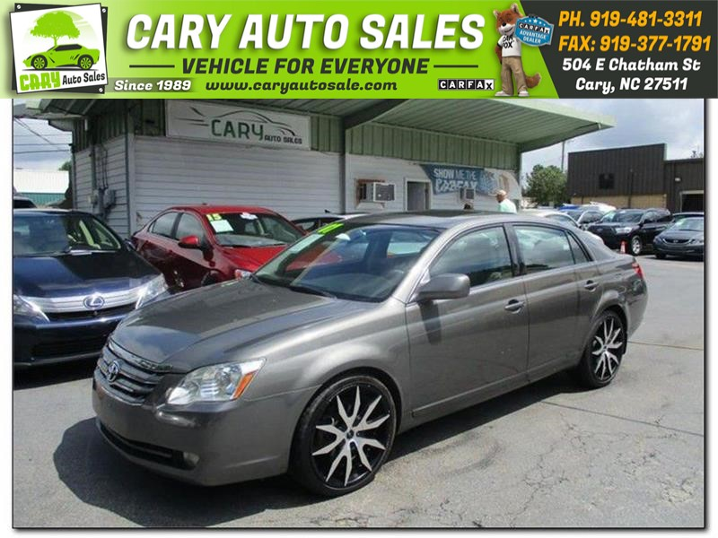 2007 Toyota Avalon Xls In Cary