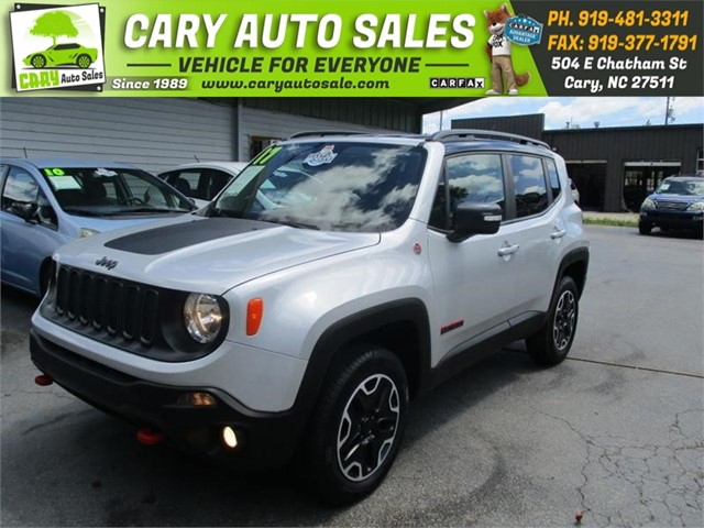 JEEP RENEGADE TRAILHAWK in Cary