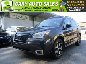 Picture of a 2014 SUBARU FORESTER 2.0XT TOURING