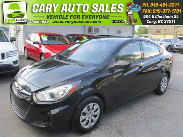 HYUNDAI ACCENT GLS in Cary