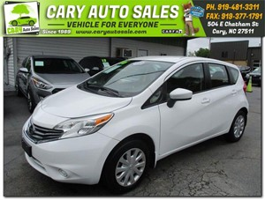 Picture of a 2016 NISSAN VERSA NOTE S Plus
