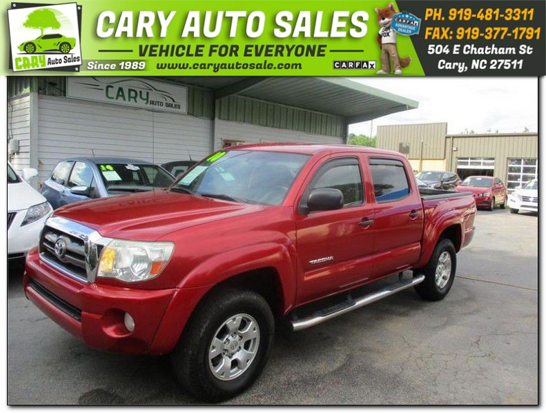 2010 TOYOTA TACOMA DOUBLE CAB PRERUNNER in Cary