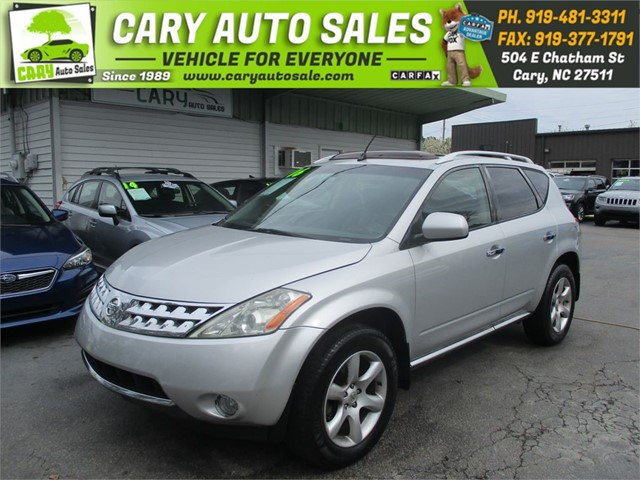 NISSAN MURANO SE in Cary