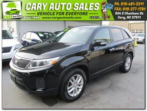 Picture of a 2014 KIA SORENTO LX